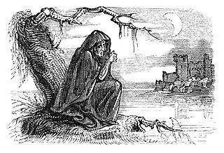 Banshee female spirit in Irish mythology