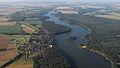 Bantikower See, Luftaufnahme (2014).JPG