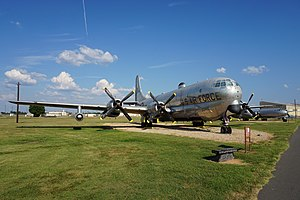 Boeing KC-97 Stratofreighter - KC-97G/L at the Barksdale Global Power Museum