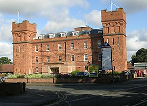 Pontefract Barracks - Pontefract Barracks