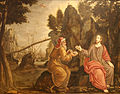 Barthélemy Parrocel-Jésus au désert.jpg