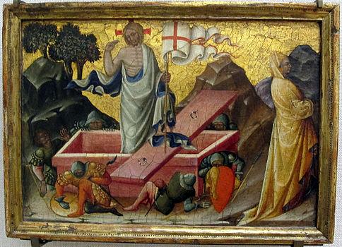 Category Resurrection Bartolomeo Di Tommaso Da Foligno