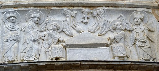 Bas-relief 02 - église de Saint-Paul-lès-Dax