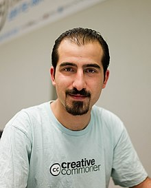 alt=Description de l'image Bassel_Khartabil_(Safadi).jpg.
