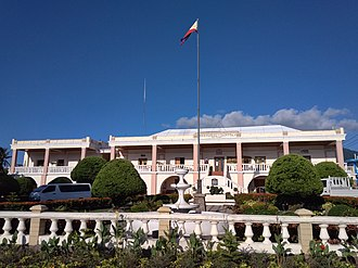 Batanes - Batanes Provincial Capitol at Basco.