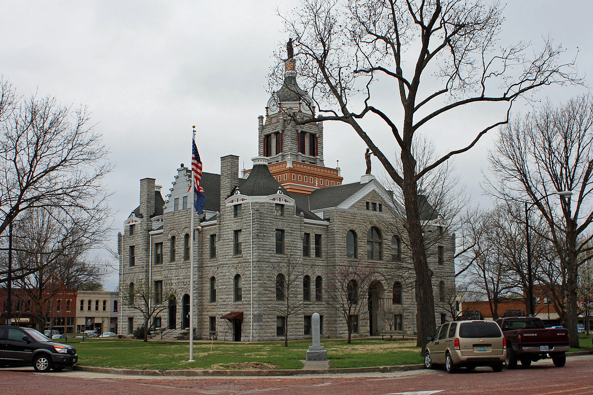 Image result for amsterdam missouri courthouse