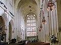 Bath Abbey, the interior. - panoramio.jpg
