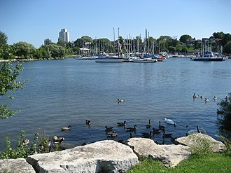 Bayfront Park (Hamilton, Ontario) - Bayfront Park