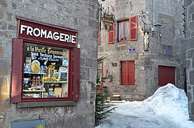 Fromagerie à Besse