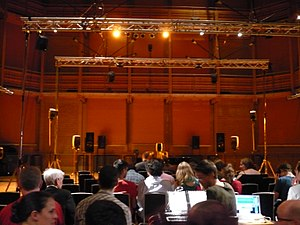 Birmingham ElectroAcoustic Sound Theatre - Performance by BEAST at the CBSO Centre in 2009.
