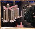 Beato angelico, pala strozzi della deposizione, con cuspidi e predella di lorenzo monaco, predella s. nicola 02.JPG