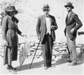 Beauchamp family visting Tutankhamen's tomb, 1923.png