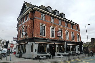 The Bedford, Balham - The Bedford in 2012