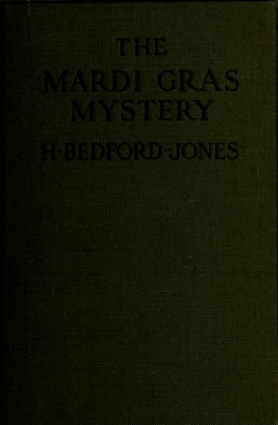 File:Bedford-Jones--The Mardi Gras Mystery.djvu