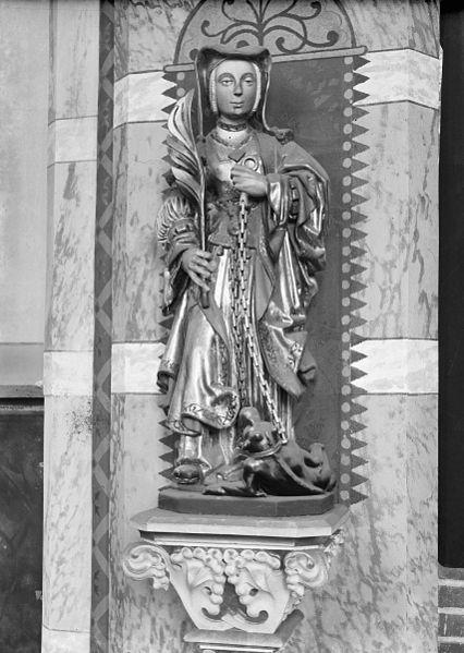 File:Beeld van de Heilige Dymphna - Wanssum - 20249280 - RCE.jpg