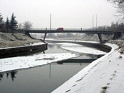 Begej River in Zrenjanin 2.jpg