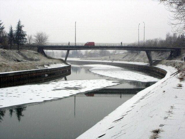 Begej River in Zrenjanin 2