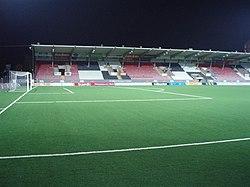 Behrn Arena 2008.   JPG