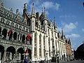 Belgique Bruges Grand Place Palais Provincial - panoramio (1).jpg