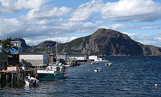 Belleoram Town in Newfoundland and Labrador, Canada
