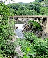 Bellows Falls at Vilas bridge 6-14-2014 1-00-34 PM