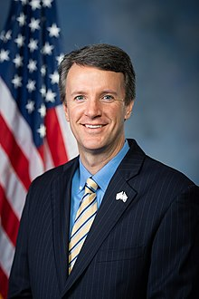 Ben Cline, official portrait, 116th Congress.jpg