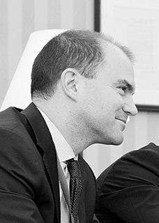 Ben Rhodes (White House staffer) American speechwriter
