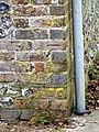 Bench Mark, Ashmore - geograph.org.uk - 1758063.jpg