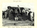 Benjamin Stone 1893 in Brazil, solar eclipse station in Paracuru, Ceará.png