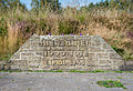 Bergen-Belsen concentration camp memorial - mass grave No 7 - 03.jpg
