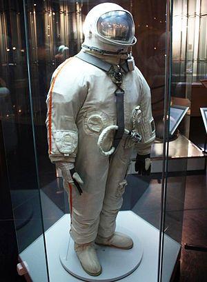 Berkut spacesuit - Berkut Suit