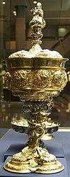 Deutsch: Pokal mit Stammbaum Christi