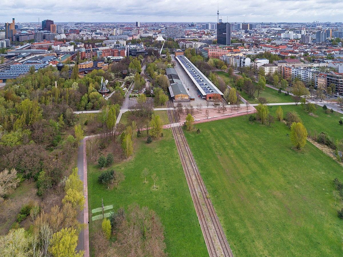Park am Gleisdreieck – Wikipedia