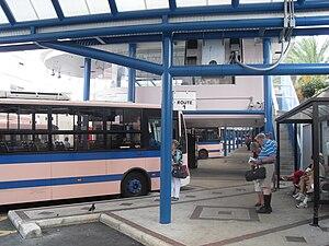 Bermuda Public Transportation Board - Bus Terminal, Hamilton, Bermuda