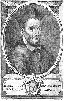 Description de l'image Bernardino Baldi.jpeg.