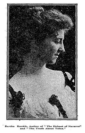 Bertha Runkle - New York Times 1906