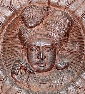 Dhanabhuti Buddhist King