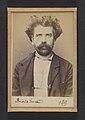 Biais. Fernand, Alphonse. 41 ans, né le 28-6-53 à Laval (Mayenne). Tourneur sur bois. Anarchiste. 2-7-94. MET DP290175.jpg