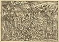 Biblia Leopolity – Izraelici czczą miedzianego węża.jpg