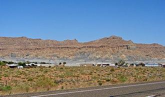 Big Water, Utah - Image: Big Water UT