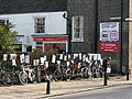Bikes, culture and Botolph Lane - geograph.org.uk - 2161248.jpg