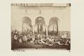 """Bild från familjen von Hallwyls resa genom Algeriet och Tunisien, 1889-1890. """"Alger, arabisk skola - Hallwylska museet - 91865.tif"""