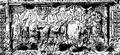 Bildhuggarkonst, Relief från Titusbågen i Rom, Nordisk familjebok.png