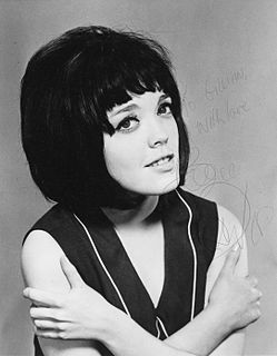 Billie Davis British singer