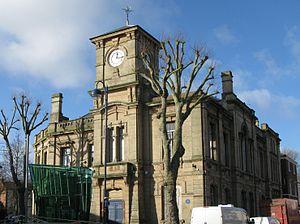 Bilston - Bilston Town Hall