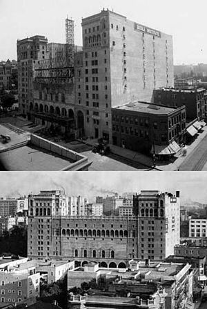 Biola University - Image: Biola 1912 1916