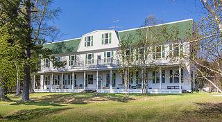 Birch Lodge United States historic place
