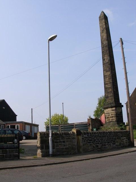 Birdwell obelisk