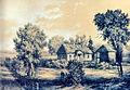 Birthplace of Adomas Mickevičius. Zaosė, 19th c..jpg