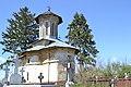 """Biserica """"Adormirea Maicii Domnului"""" - Strâmbeanu, Vedere dinspre S-E, 3.JPG"""